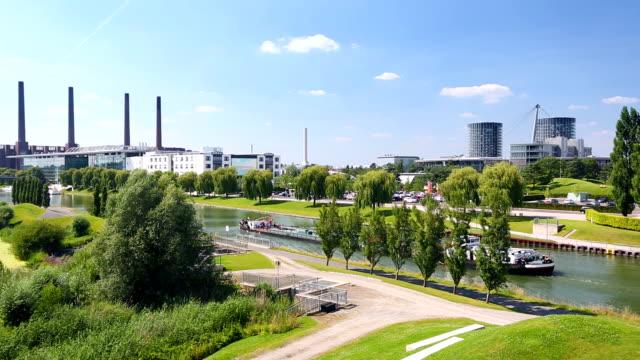 Skyline Wolfsburg video
