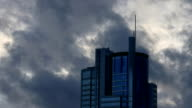 Skyscraper Building / Corporate Building / Clouds and Sky video