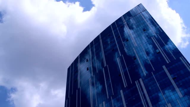 skyscraper timelaps video