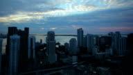 Skyscrapers of Miami video