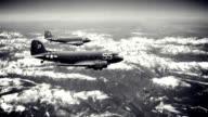 C-47 Skytrains video