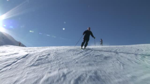 HD: Slalom Skiing video
