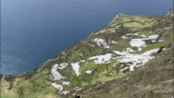 Sleive League Cliffs  - Aerial View - Ulster, Donegal, Ireland video