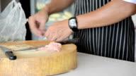Slicing Chicken video