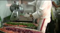 slicing-machine video