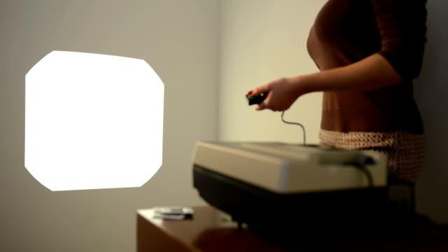 Slide Projector video