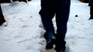 Slip and fall video