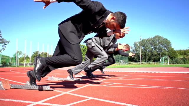 slomo business sprinter start video