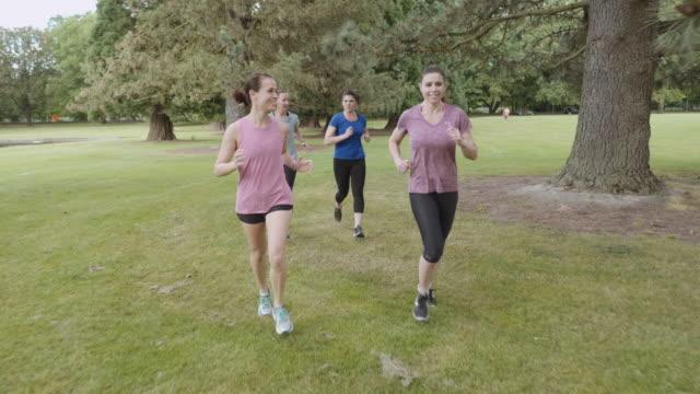 SloMo Jogging meetup for women video
