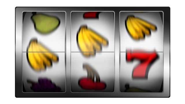 Slot Machine - Lucky 7 Winner video