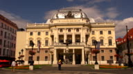 Slovak National Theatre - Bratislava, Slovakia video