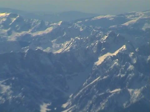Slovenian mountains video