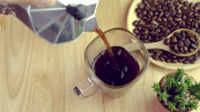 Slow Coffee video