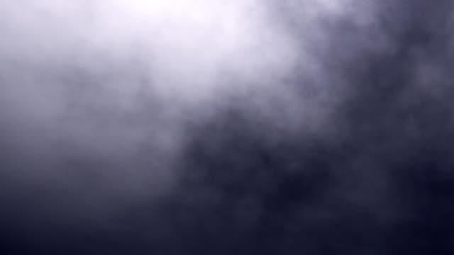 Slow Fog Transition Loop HD, SD video
