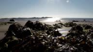 Slow Motion On Rhosneigr Beach video
