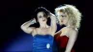 HD Slow Motion: Seductive Vampire Women video