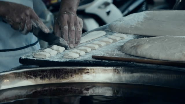 slow motion video of cooking Street Food video