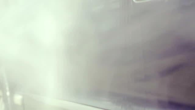 Slow motion: washing car video