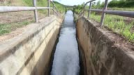 sluice dam in Rayong video