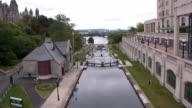 Sluice in Ottawa/Canada video