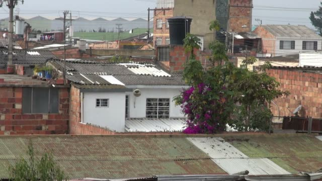 Slum, Barrio, Poor Neighborhood, Poverty video