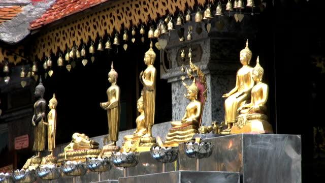 Small Buddha Statues video