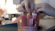 HD: Small Business - Making Purse video