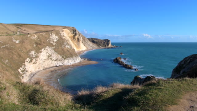 Small Cove Jurassic Coast in Dorset video