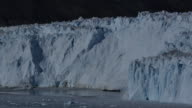 Small glacier causes greater calving video