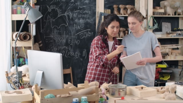 Small Handicraft Business video