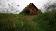 Small Icelandic church video