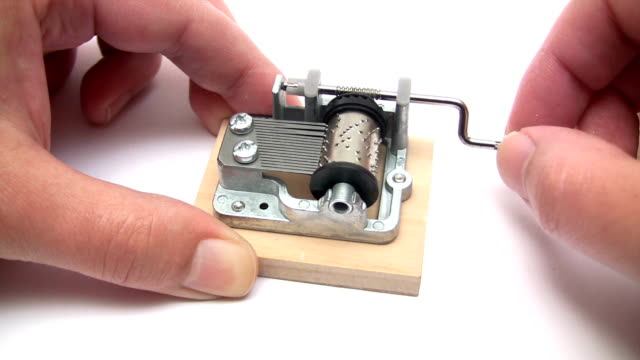Small Music Box video
