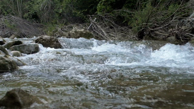 Small River In The Mountains video