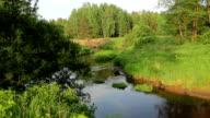 small river video
