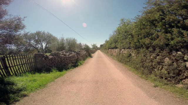 Small Road in Spain video