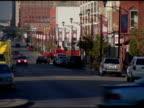 Small Town Traffic Des Moines, Iowa video