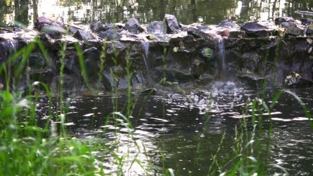Small waterfall 2 video