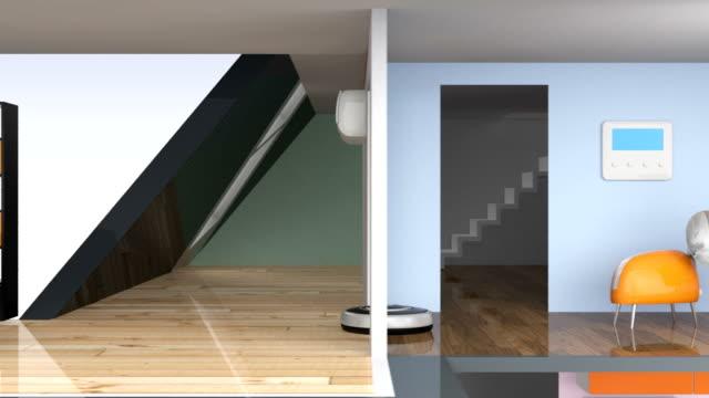 Smart house concept demonstration video