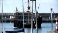 smart sailing boat video