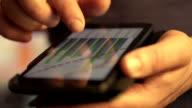 Smartphone on hands video