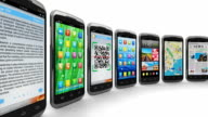 Smartphones and mobile applications video