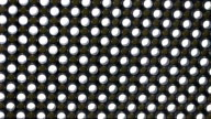 LED smd screen - close up macro video