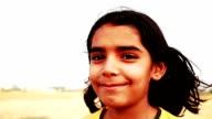 Smiling Girl video