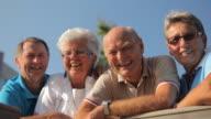 smiling seniors video