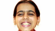 Smiling Teenage Girl video