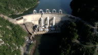 Smith Mountain Lake Hydroelectric Dam Flyover video