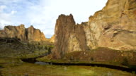 Smith Rock Time Lapse video