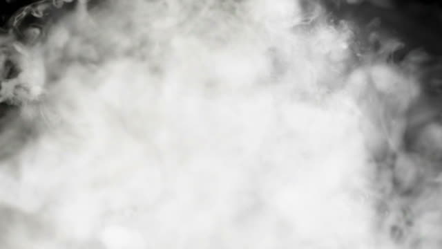 Smoke Cloudy Transition / Overlay, with Alpha Channel, Loop video