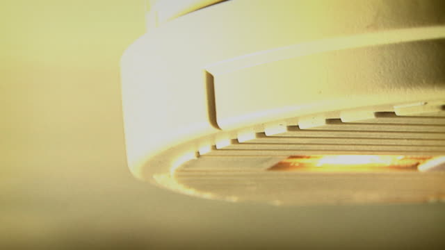 Smoke detector video