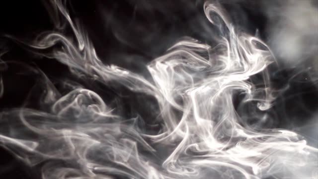 Smoke in the light video